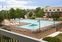 Olympic-size outdoor pool