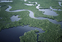 Aerial View Of Everglades