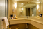 King Jacuzzi Suite Washroom